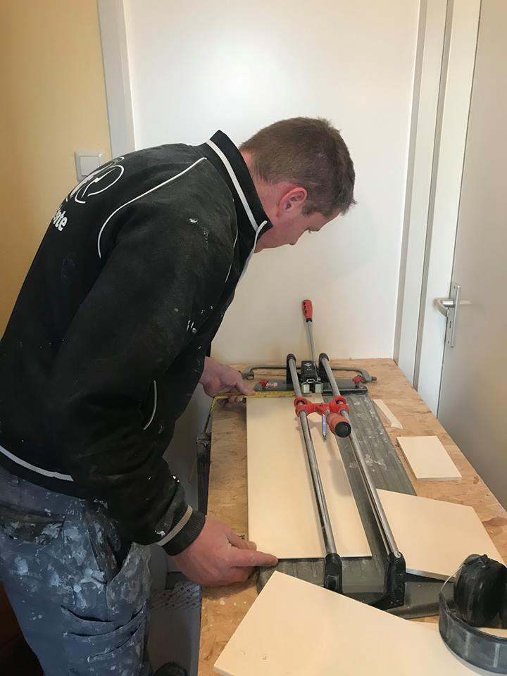 Badkamer renovatie Goes